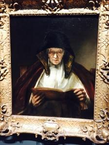 rembrandt señora
