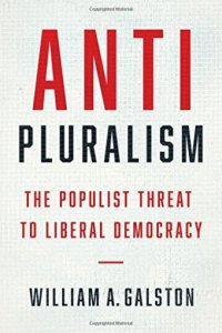 Anti pluralism
