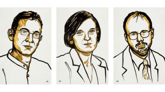 Nobel-economics-Banerjee-Duflo-Kremer