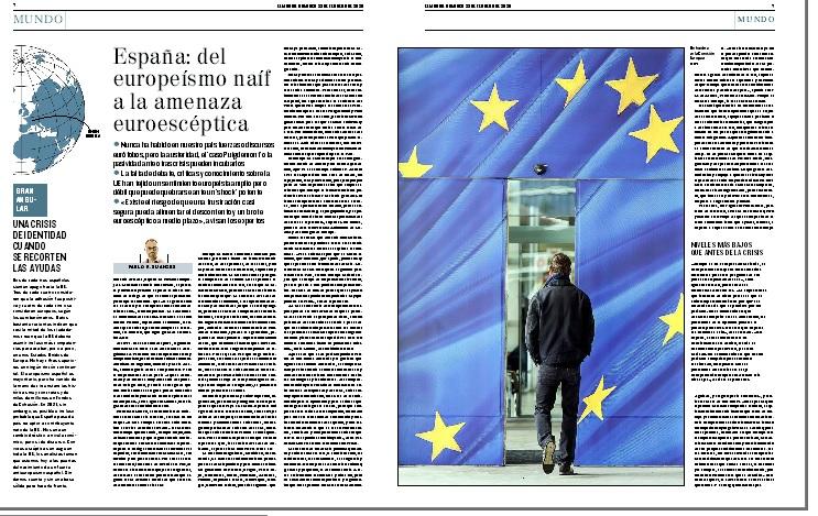 eurobeateria y euroescepticismo