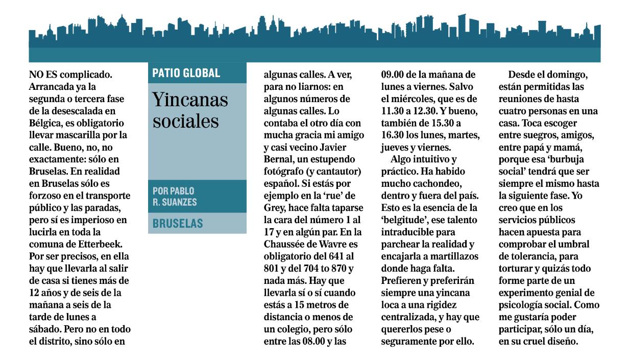 Yincanas sociales